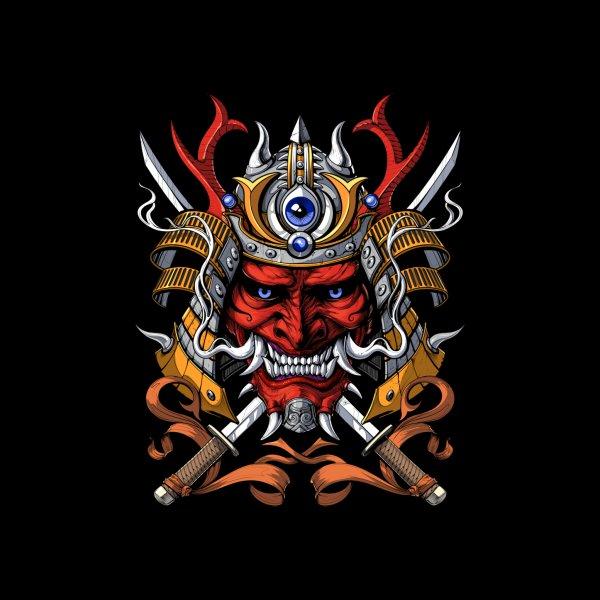 image for Japanese Demon Oni Samurai