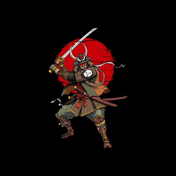Design for Samurai Demon Oni