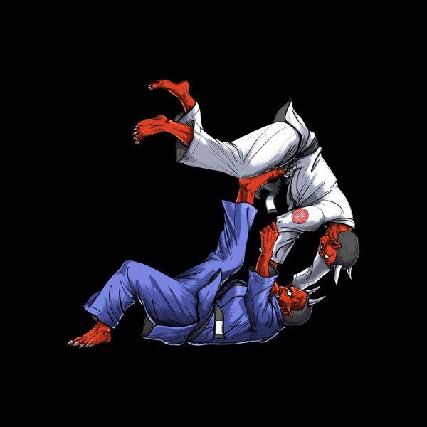 Design for Jiu Jitsu Oni Demons