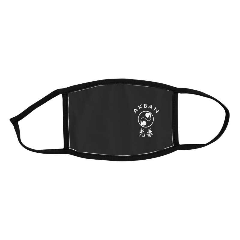 Side Pocket traditional AKBAN Accessories Face Mask by AKBAN Core Official