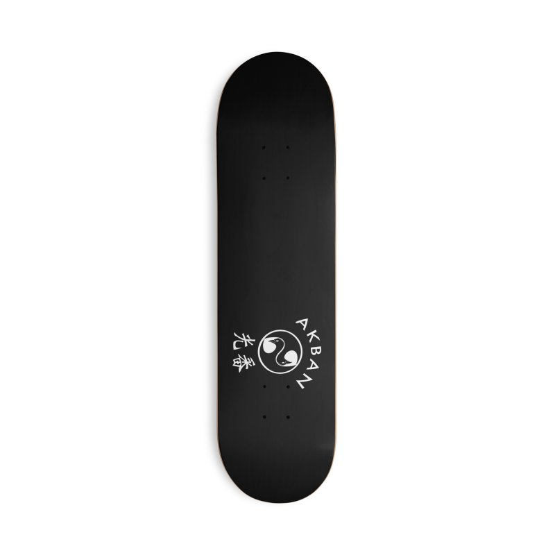 Side Pocket traditional AKBAN Accessories Skateboard by AKBAN Core Official