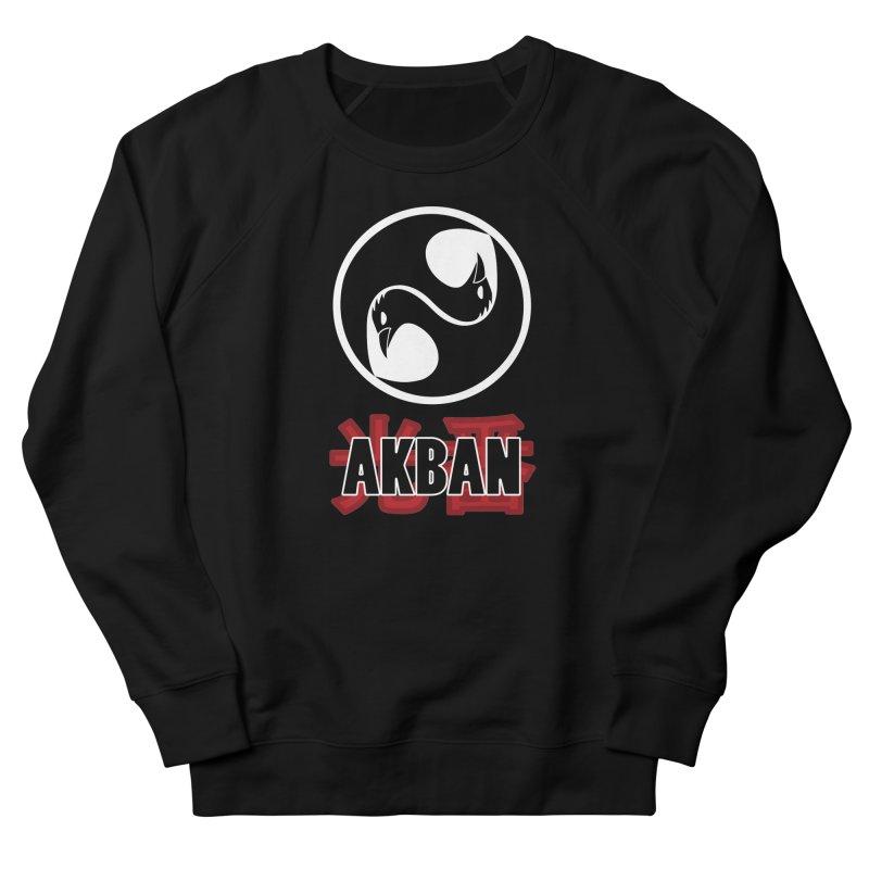 Huge AKBAN logo for big hearted warriors Men's Sweatshirt by AKBAN Core Official