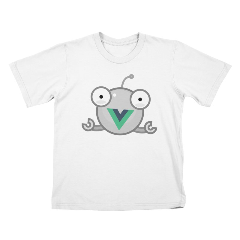 vue-bot Kids T-Shirt by Akryum's Shop