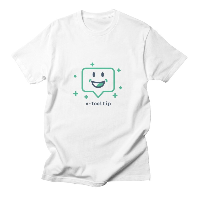 v-tooltip Men's T-Shirt by Akryum's Shop
