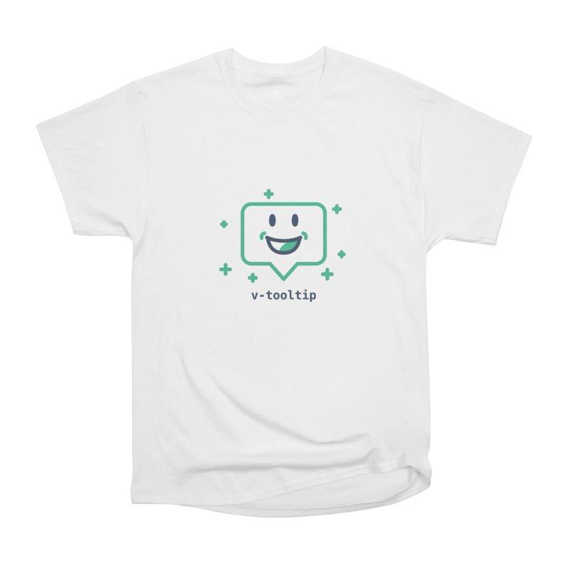 v-tooltip Men's Heavyweight T-Shirt by Akryum's Shop