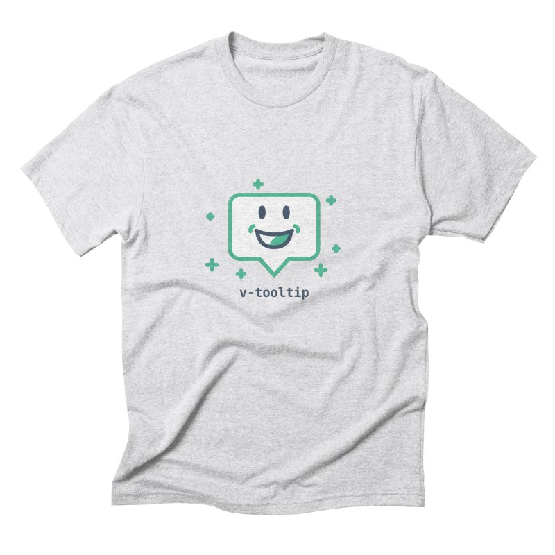 v-tooltip Men's Triblend T-Shirt by Akryum's Shop