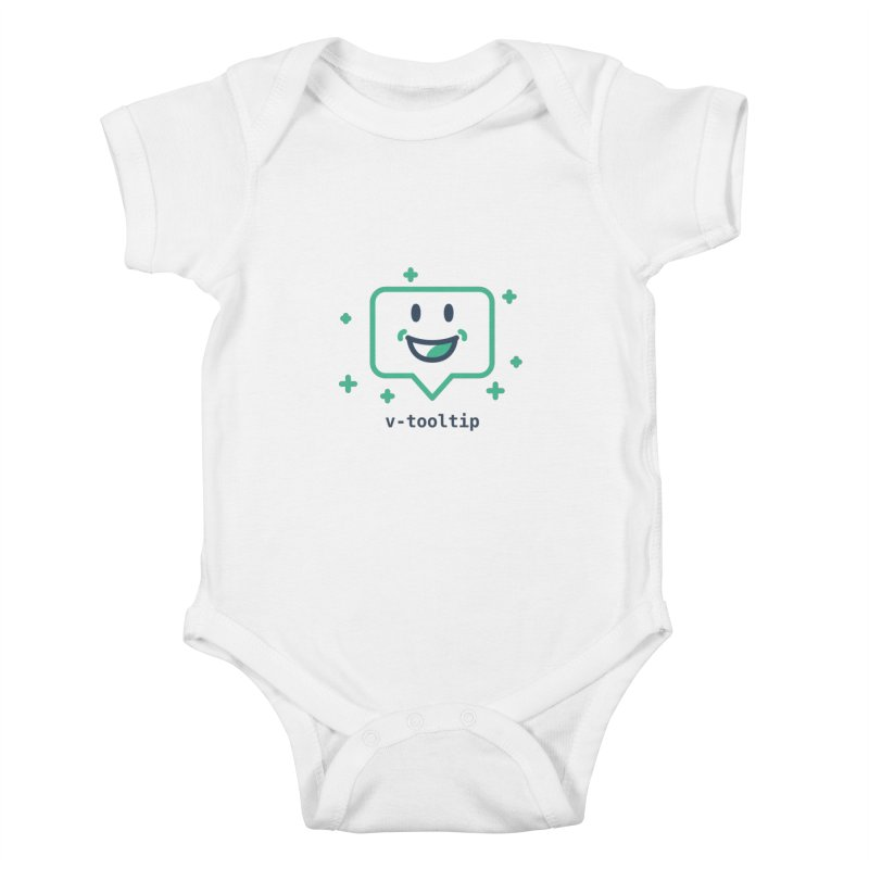 v-tooltip Kids Baby Bodysuit by Akryum's Shop