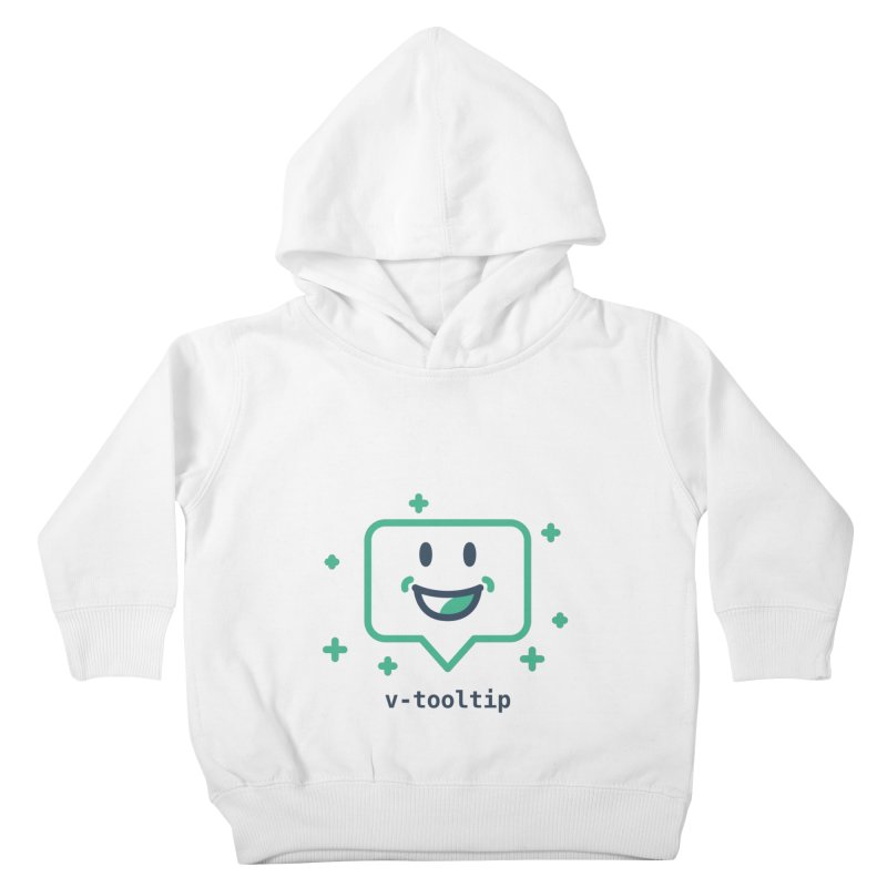 v-tooltip Kids Toddler Pullover Hoody by Akryum's Shop