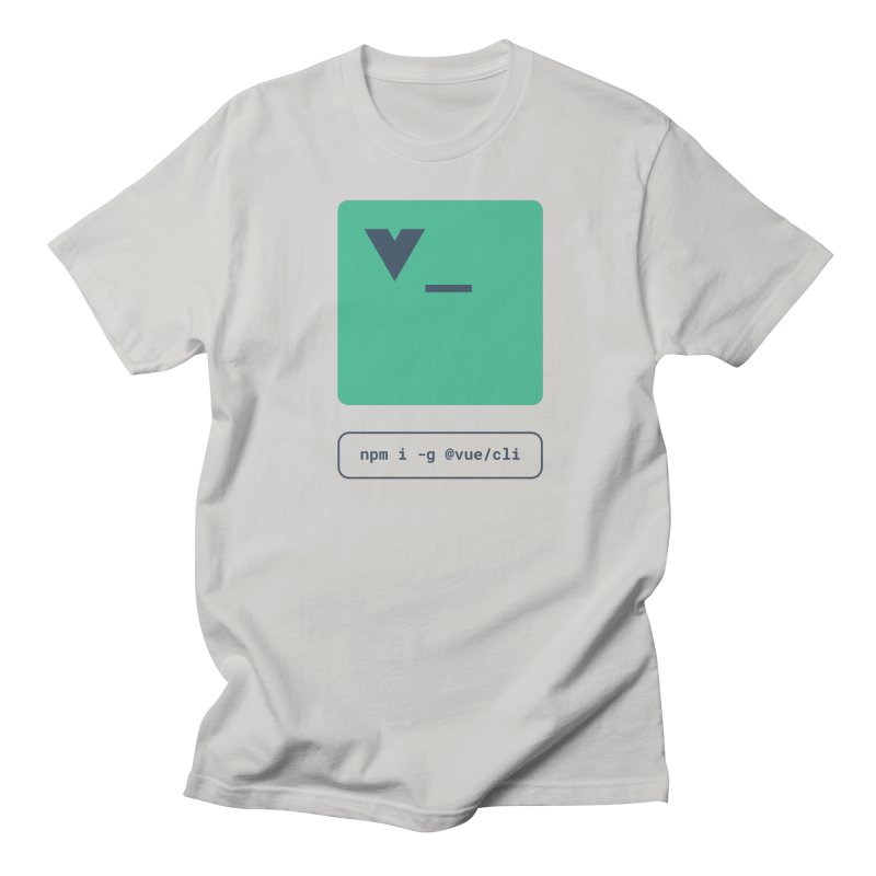 vue-cli Men's T-Shirt by Akryum's Shop