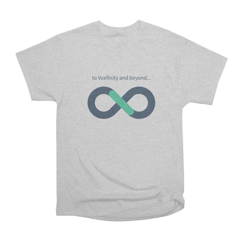 Vuefinity Men's Heavyweight T-Shirt by Akryum's Shop