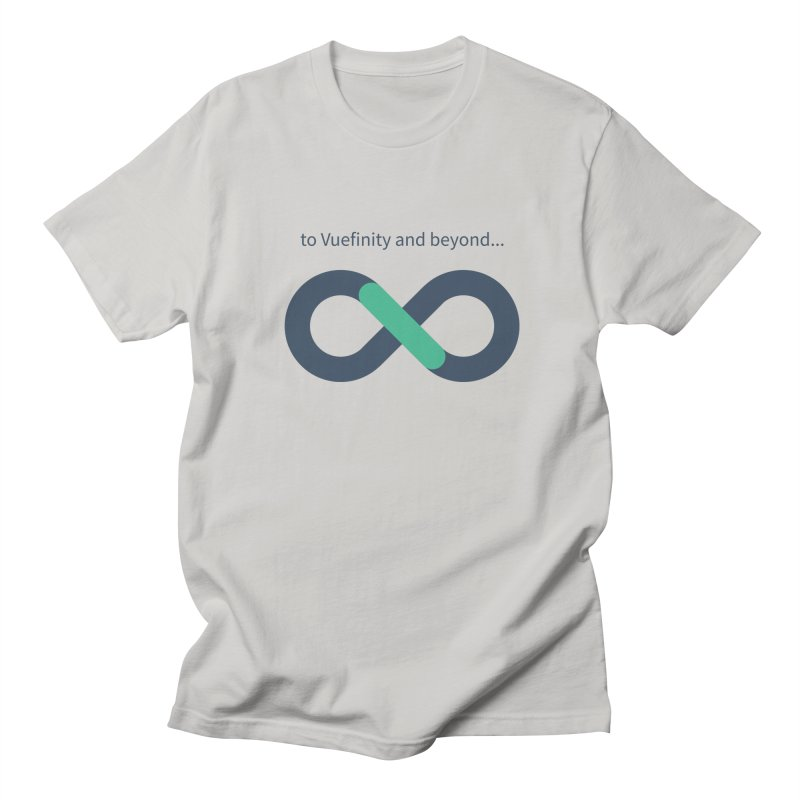 Vuefinity Men's Regular T-Shirt by Akryum's Shop