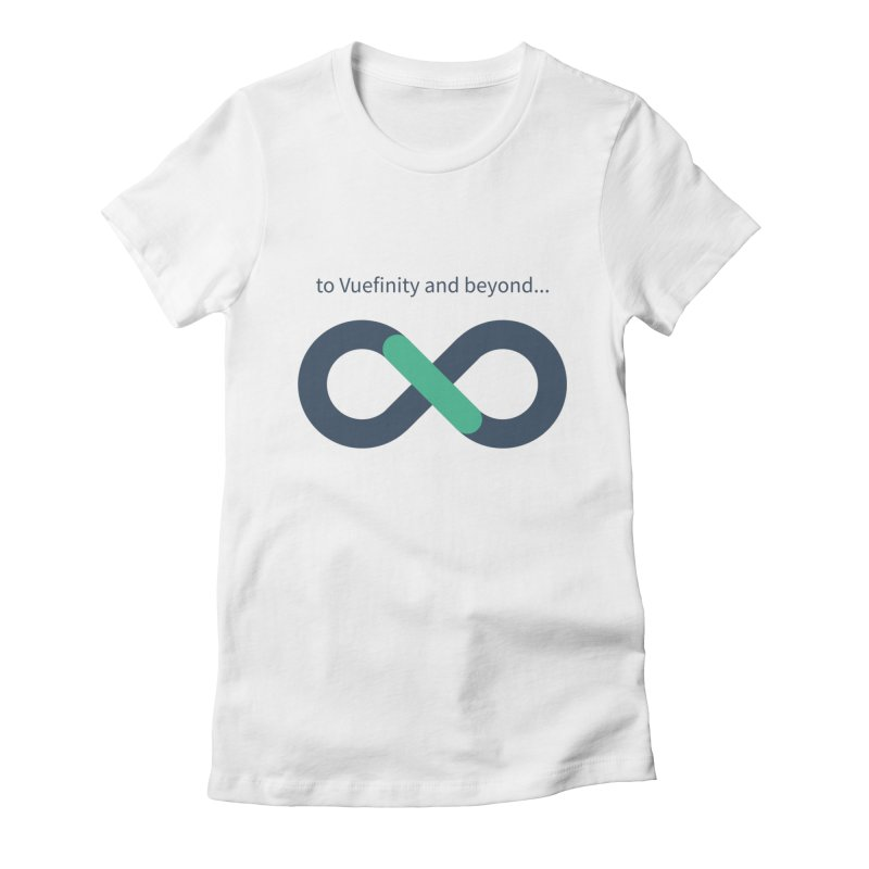 Vuefinity Women's T-Shirt by Akryum's Shop