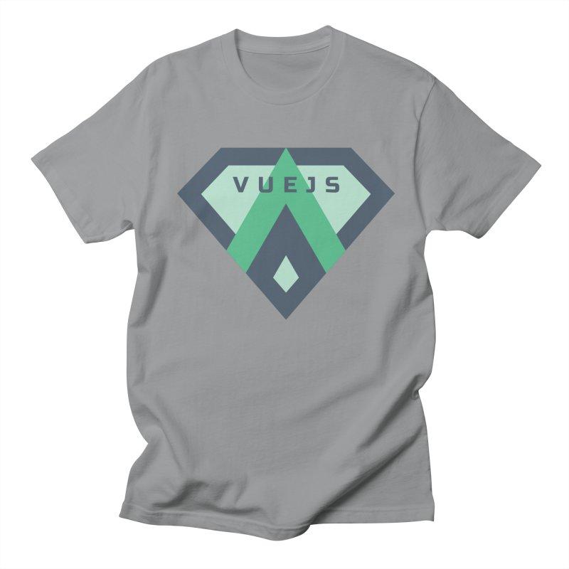 Super Vue Men's Regular T-Shirt by Akryum's Shop