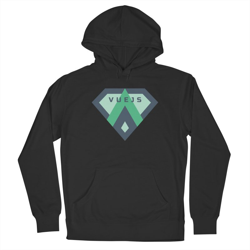 Super Vue Men's Pullover Hoody by Akryum's Shop