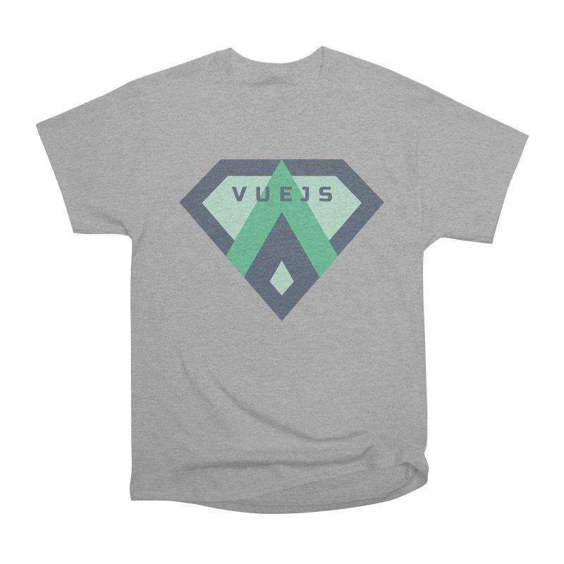 Super Vue Men's Heavyweight T-Shirt by Akryum's Shop