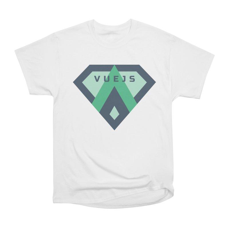 Super Vue Women's Heavyweight Unisex T-Shirt by Akryum's Shop