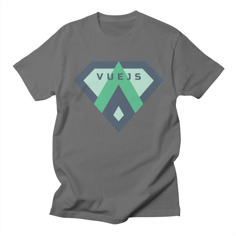 Super Vue Men's T-Shirt by Akryum's Shop