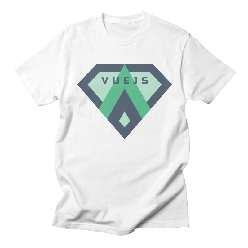 Super Vue Women's Regular Unisex T-Shirt by Akryum's Shop