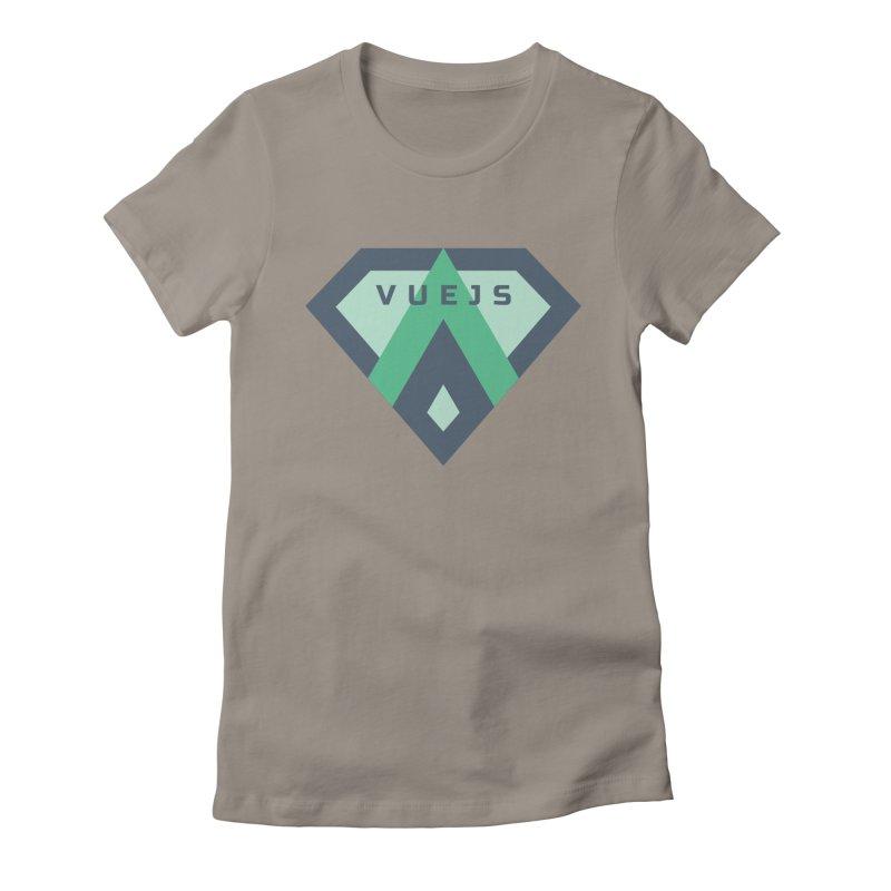 Super Vue Women's T-Shirt by Akryum's Shop