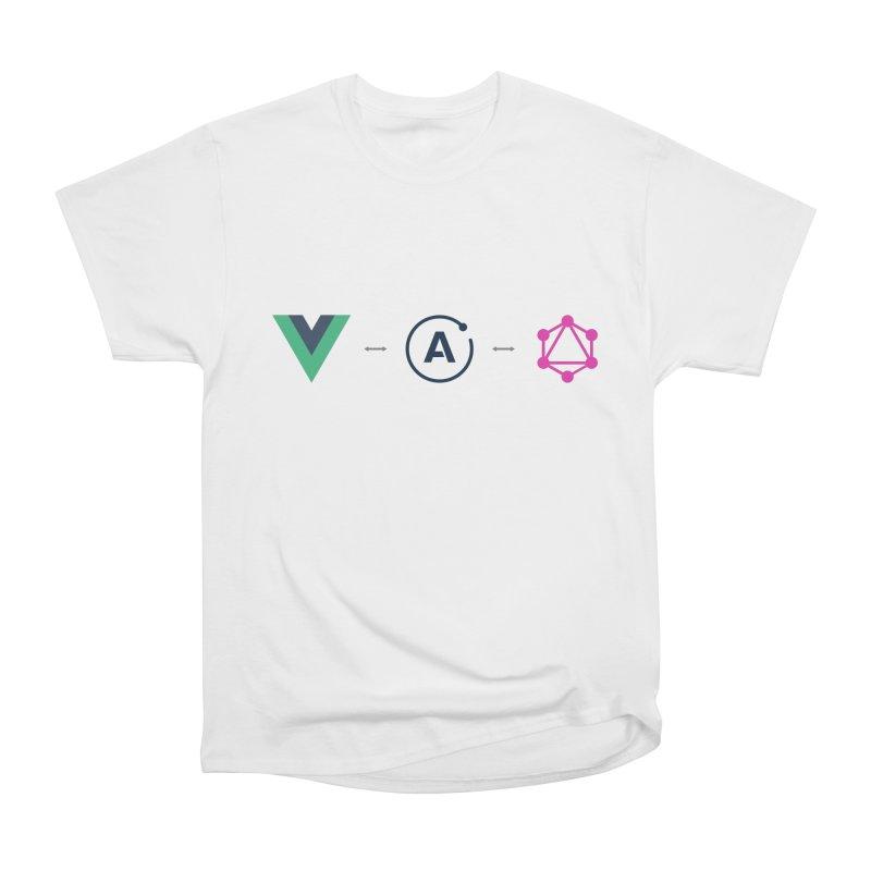 Vue, Apollo, GraphQL Women's T-Shirt by Akryum's Shop