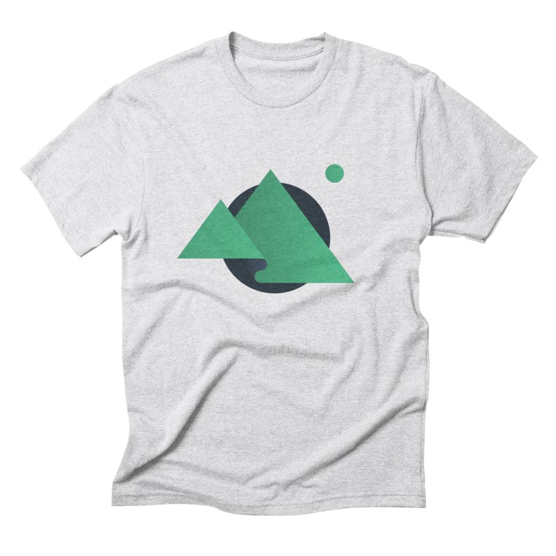 Vue Core Team Summit in Men's Triblend T-Shirt Heather White by Akryum's Shop