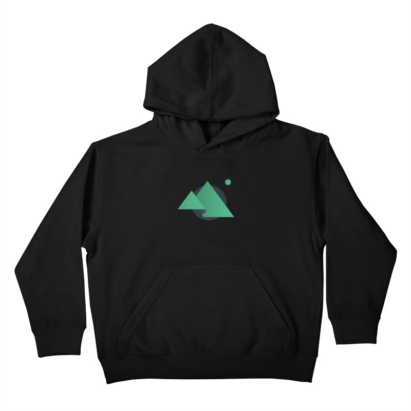 Vue Core Team Summit Kids Pullover Hoody by Akryum's Shop