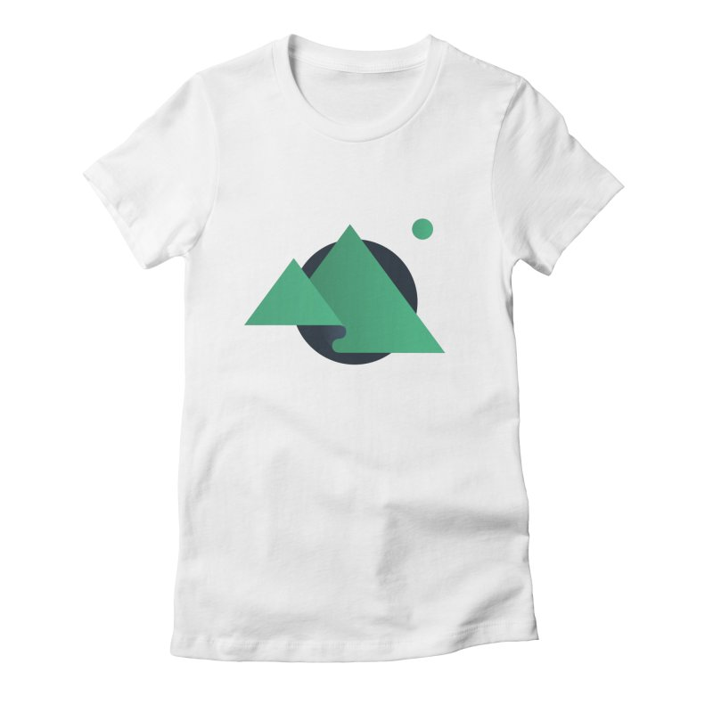 Vue Core Team Summit Women's Fitted T-Shirt by Akryum's Shop