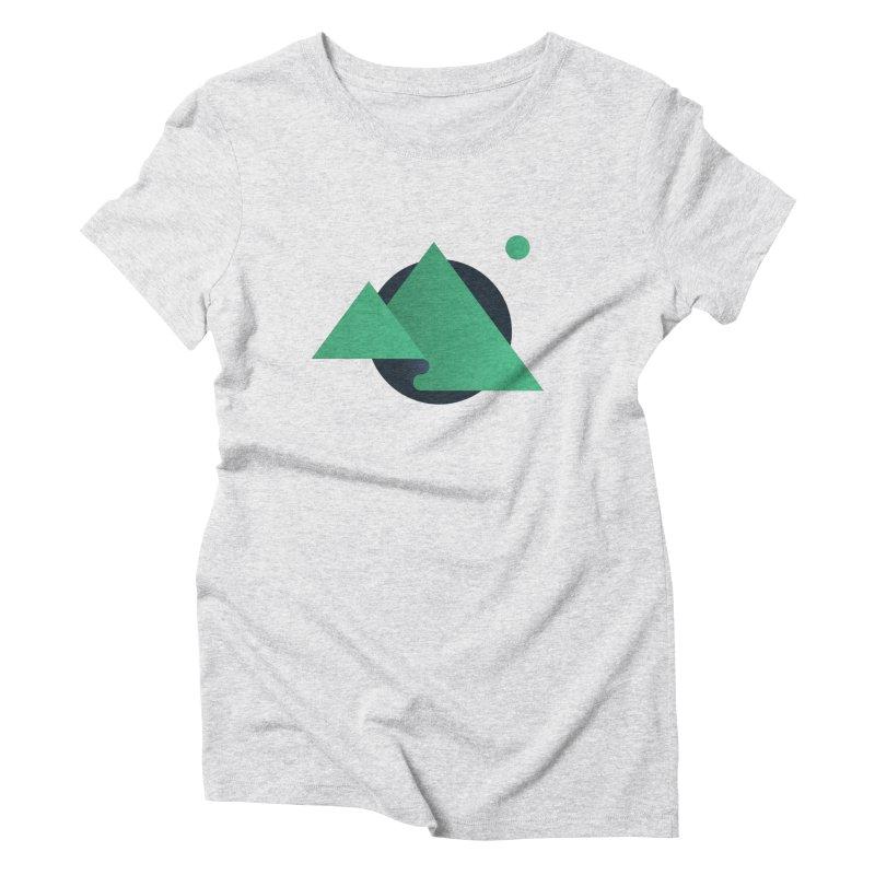 Vue Core Team Summit Women's Triblend T-Shirt by Akryum's Shop