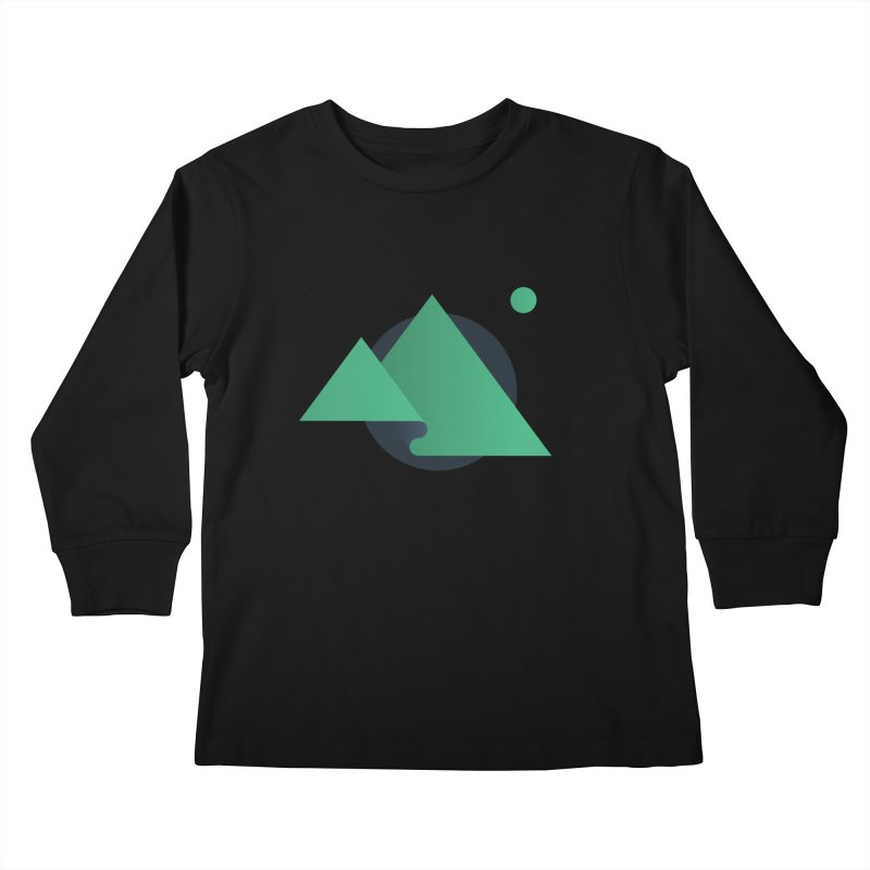 Vue Core Team Summit Kids Longsleeve T-Shirt by Akryum's Shop
