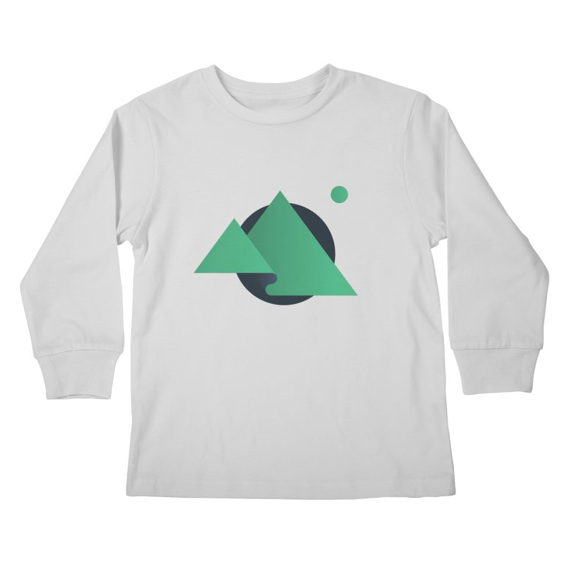 Vue Core Team Summit Kids Longsleeve T-Shirt by Akryum's Shop