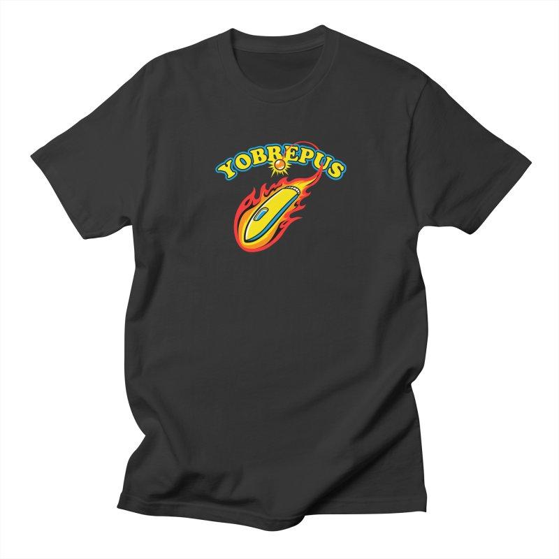 Yobrepus Logo Men's T-Shirt by Aktuba Ink
