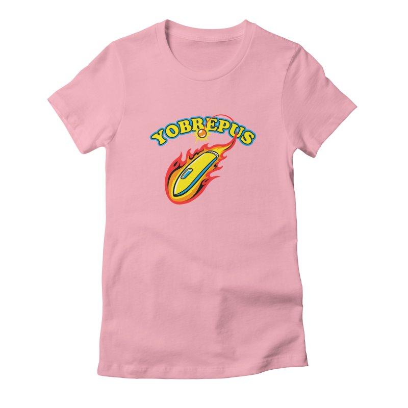Yobrepus Logo Women's T-Shirt by Aktuba Ink