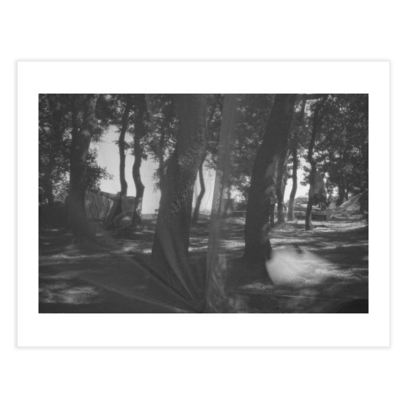 The Woods Home Fine Art Print by akwaflorell's Artist Shop