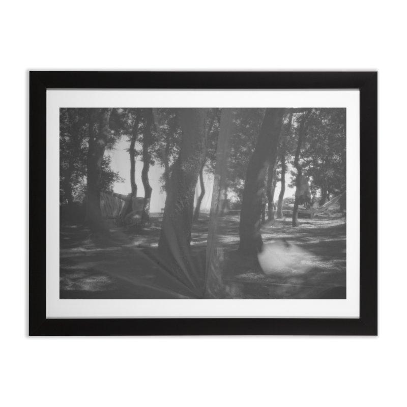 The Woods Home Framed Fine Art Print by akwaflorell's Artist Shop