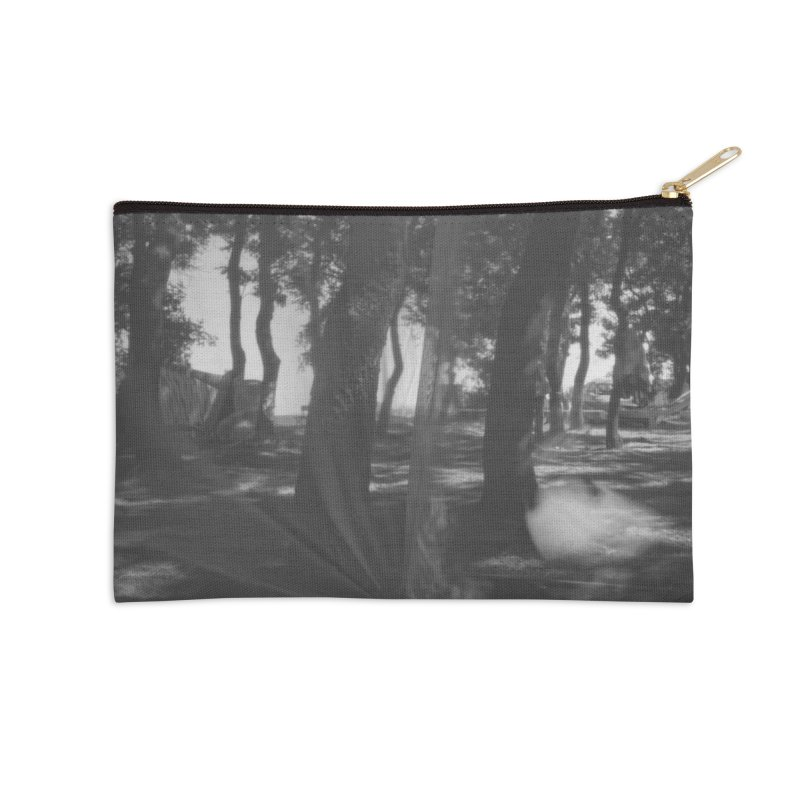 The Woods Accessories Zip Pouch by akwaflorell's Artist Shop