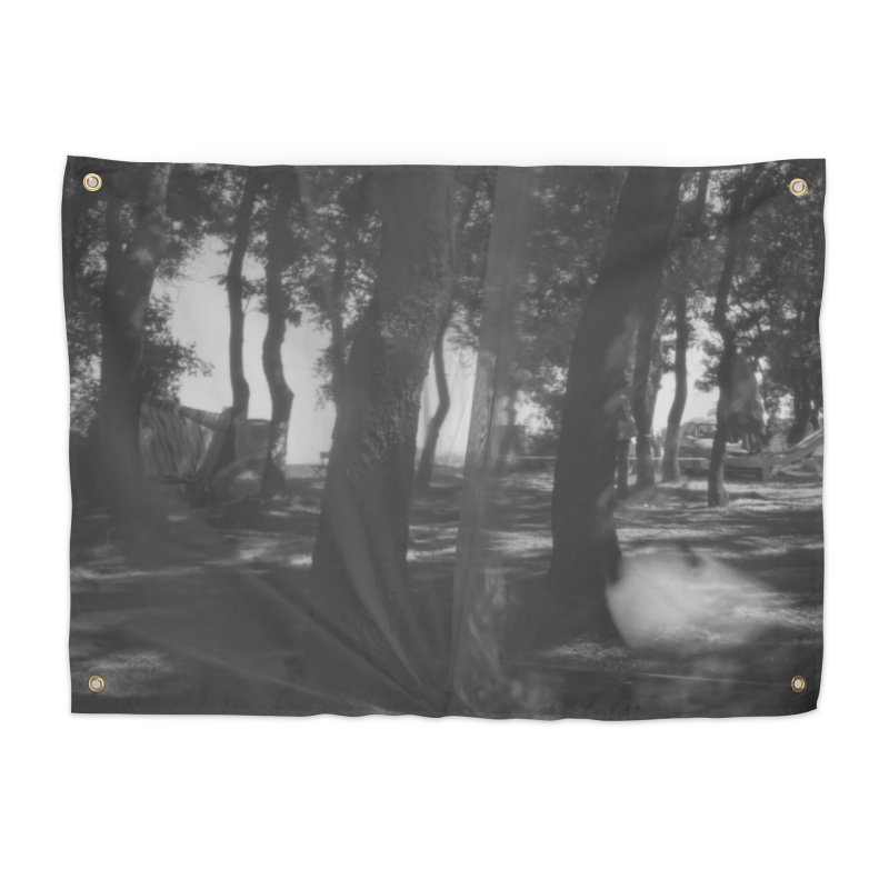 The Woods Home Tapestry by akwaflorell's Artist Shop