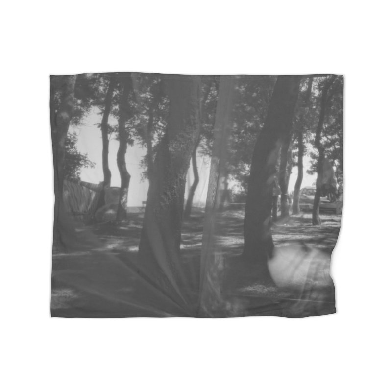 The Woods Home Blanket by akwaflorell's Artist Shop