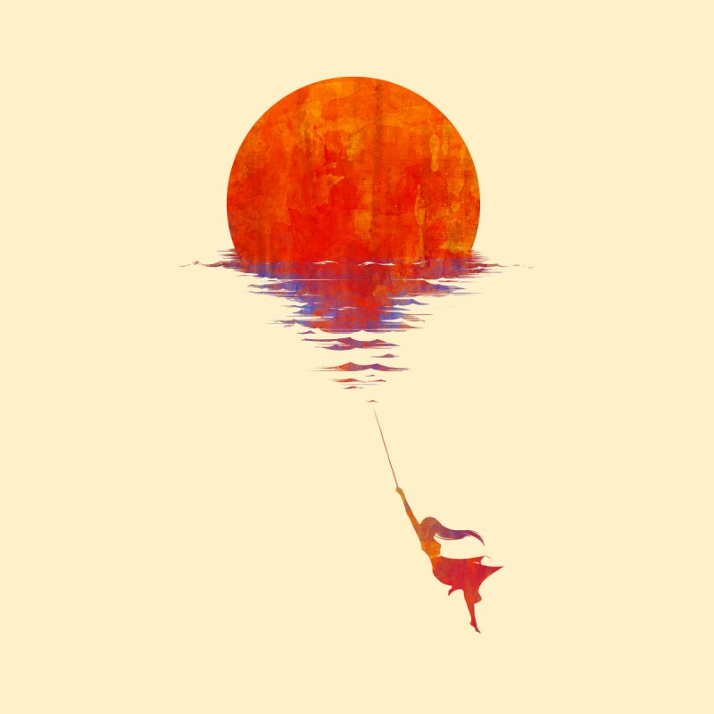 Sail Into the Sun by Stuff, By Alan Bao