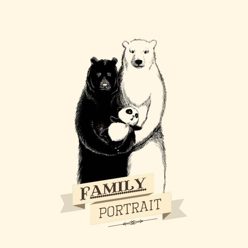 Family Portrait None  by Stuff, By Alan Bao