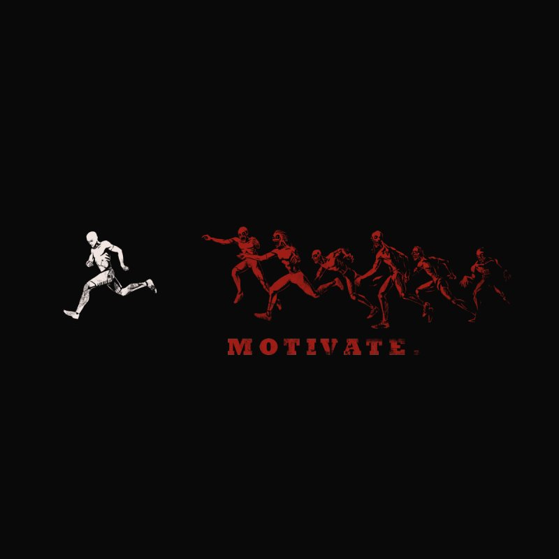 Motivate by Stuff, By Alan Bao