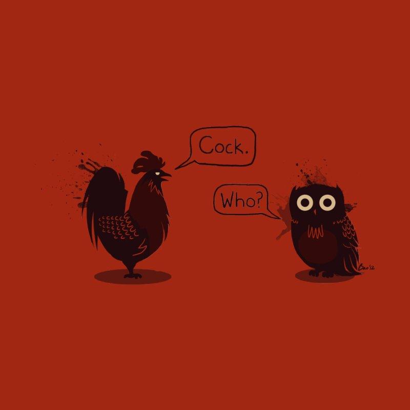Contemporary Avian Discourse by Stuff, By Alan Bao