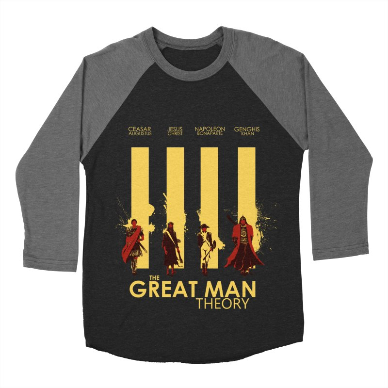 The Great Man Theory   by Stuff, By Alan Bao