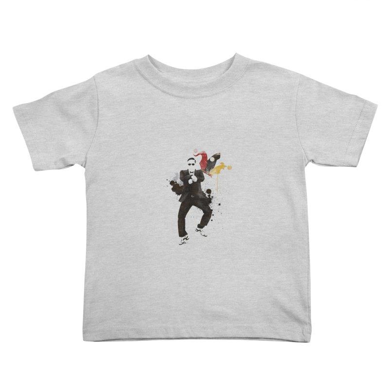 Joker Kids Toddler T-Shirt by Stuff, By Alan Bao