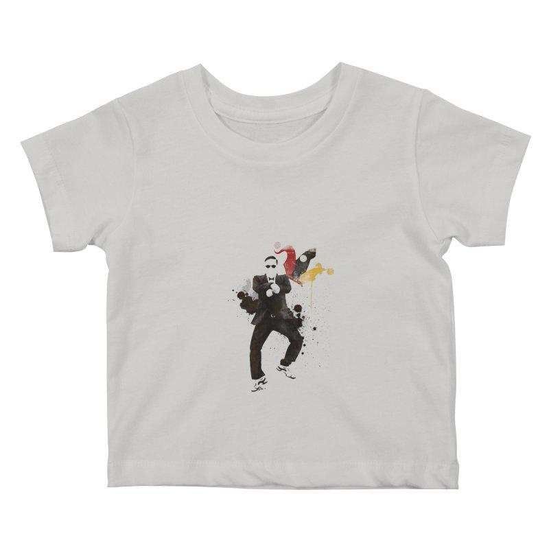 Joker Kids Baby T-Shirt by Stuff, By Alan Bao