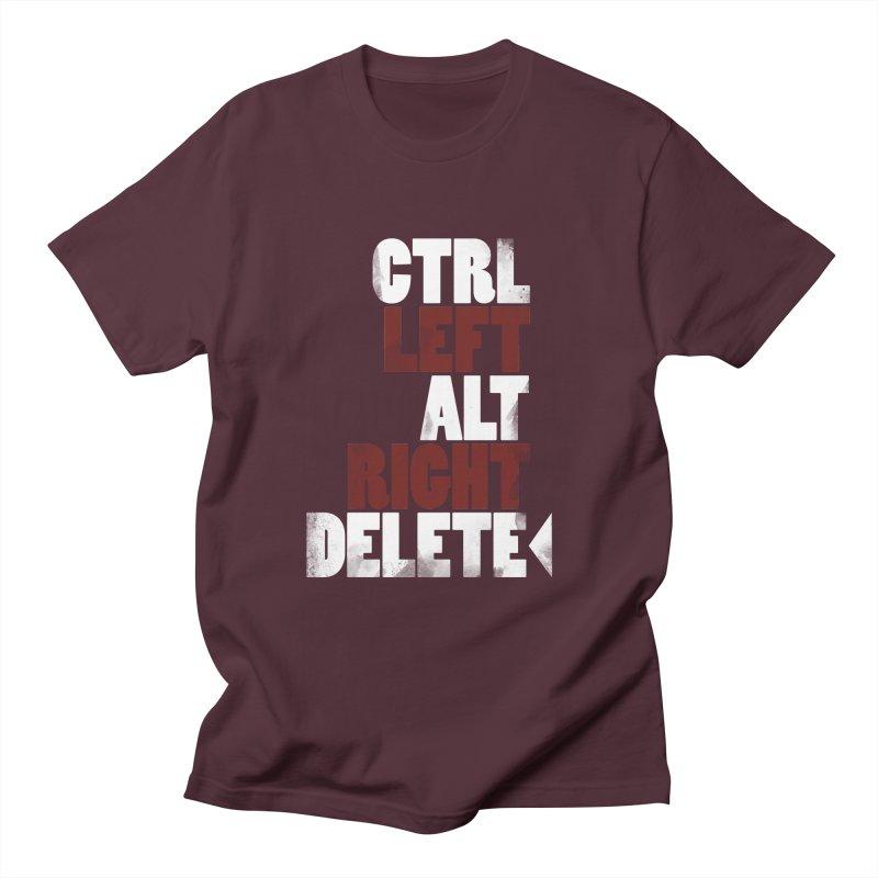 Ctrl-Left Alt-Right Delete   by Stuff, By Alan Bao
