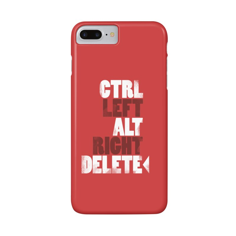 Ctrl-Left Alt-Right Delete   by Stuff, By Alan Bao
