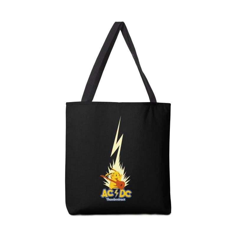 Thunderstruck Accessories Bag by Stuff, By Alan Bao