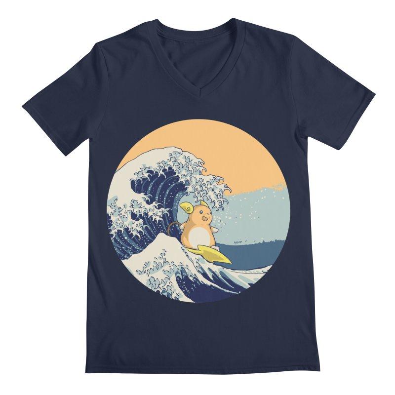 Surfin' Kanagawa   by Stuff, By Alan Bao