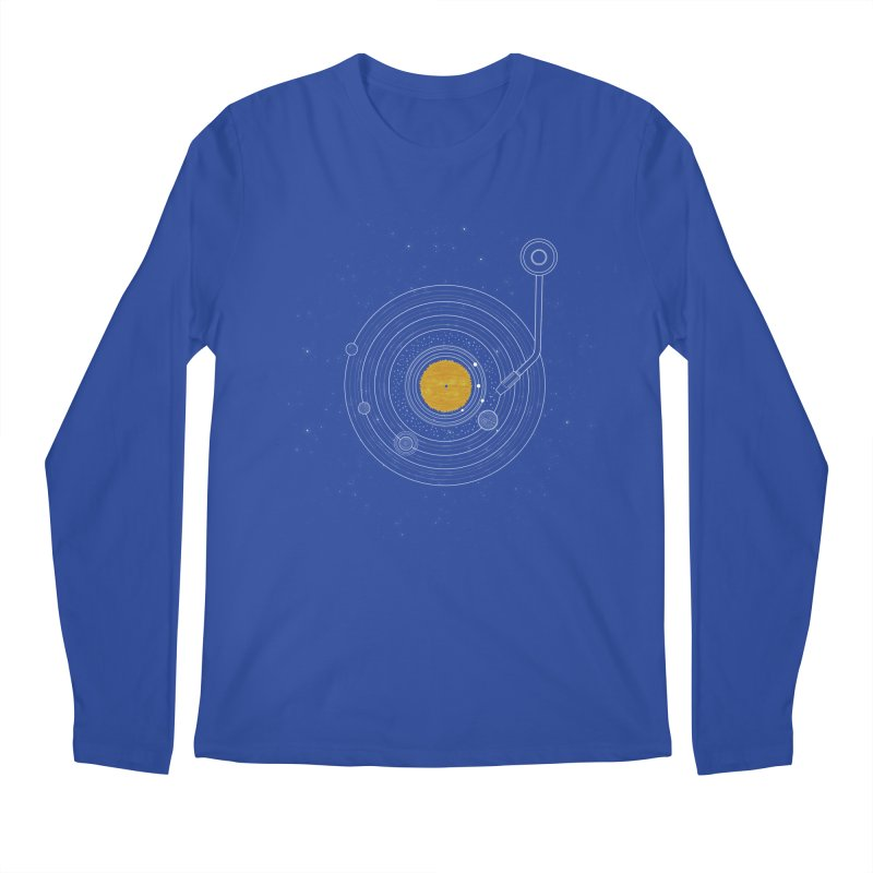 Cosmic Symphony Men's Longsleeve T-Shirt by Stuff, By Alan Bao