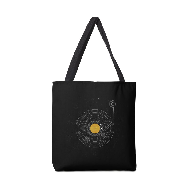 Cosmic Symphony Accessories Bag by Stuff, By Alan Bao